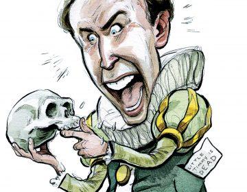 """Nicolas Cage: """"Si no tengo furia en mi vida la busco para interpretar"""""""