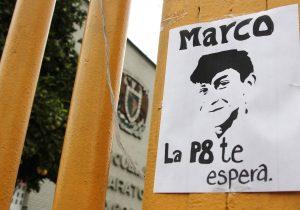 El caso de Marco Antonio busca sentar precedente jurídico