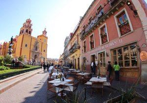 Guanajuato recibirá más de 354 mil visitantes durante el puente