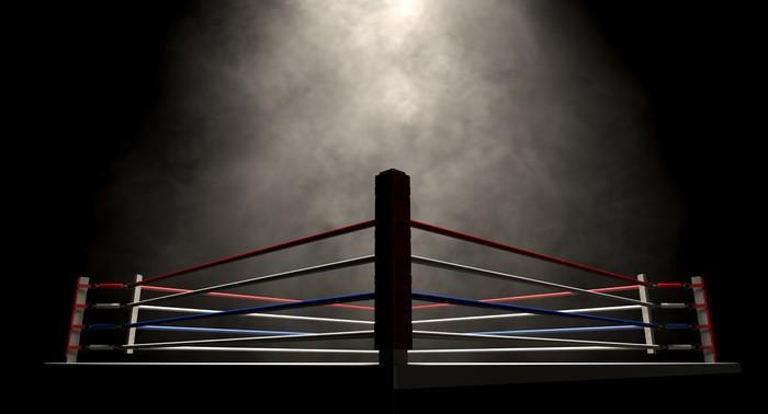 Frente a frente en el ring electoral