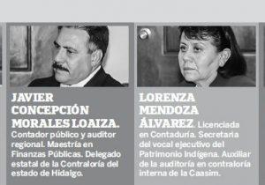 Concluyeron entrevistas a 29 aspirantes a contralores de Hidalgo