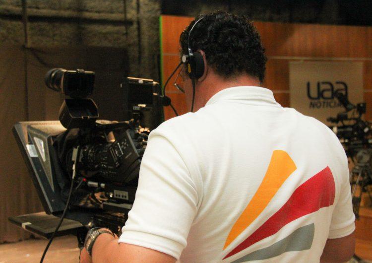 """""""Emprende"""" UAA un reality show"""