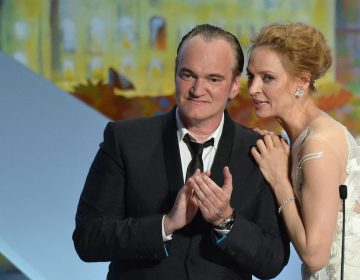 "Tarantino se dice arrepentido por el accidente de Uma Thurman en la filmación de ""Kill Bill"""