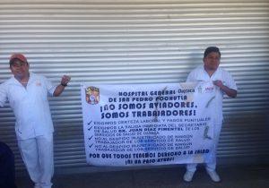 Servicios de Salud de Oaxaca: impunidad plena ante el desvío de recursos, afectación a los trabajadores y usuarios