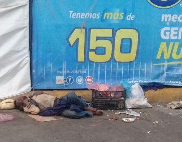 Muere otra persona en situación de calle en la capital oaxaqueña, al parecer por las bajas temperaturas