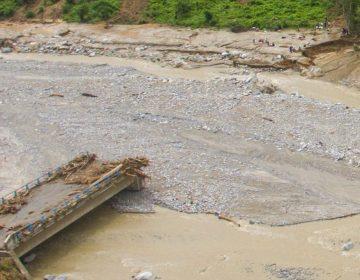 San Miguel del Puerto exigen al Gobierno recursos del FONDEN