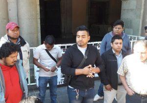 Organizaciones anticapitalistas de Oaxaca exigen justicia y rechazan criminalización de protesta social