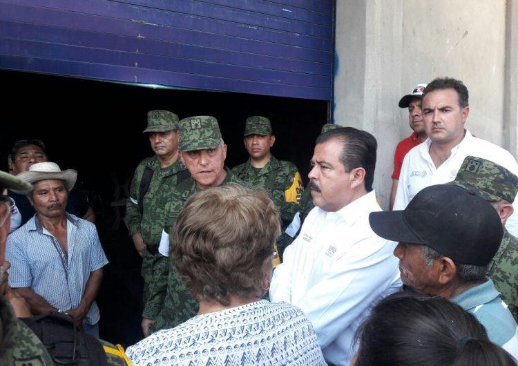 Asumirá Sedena responsabilidad por helicóptero desplomado y personas fallecidas en Jamiltepec