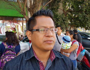 Normalistas entregarán queja ante la DDHPO por violación al derecho a la educación en Oaxaca.