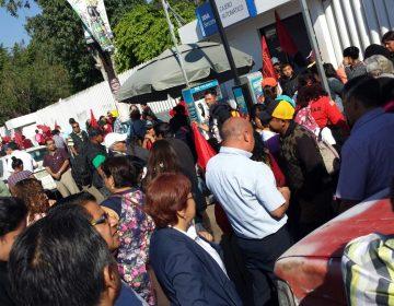 Corriente del Pueblo Sol Rojo exige justicia para CODEDI