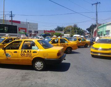 Al día 3  taxistas son asaltados y despojados de sus unidades en Oaxaca
