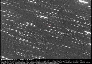 Un meteorito pasará muy cerca de la Tierra este viernes; es el segundo en una semana