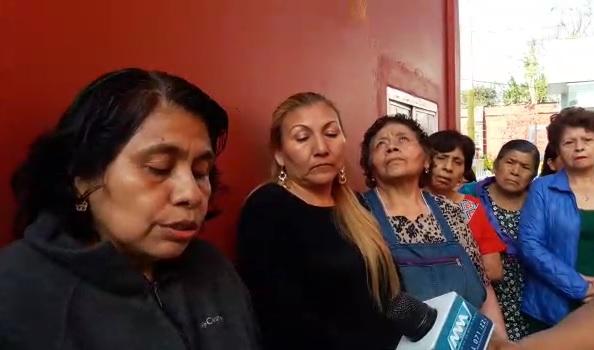 Cierre de sanitarios del mercado La Merced provoca pérdidas de hasta mil 200 pesos diarios