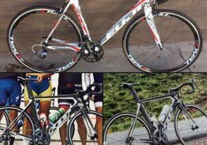 Habrían ubicado bicicletas robadas a deportistas