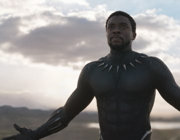 Larga vida a Black Panther