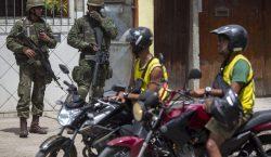 Un hombre en Brasil secuestró enfermeras y robó vacunas: lo…