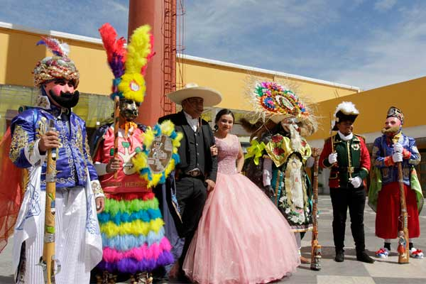 Huejotzingo espera atraer 150 mil visitantes con Carnaval