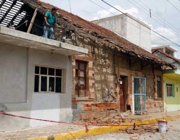 Apresura alcalde de Puebla a Federación para reconstrucción de la ciudad