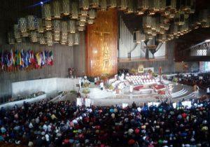 Piden peregrinos frenar inseguridad en Puebla