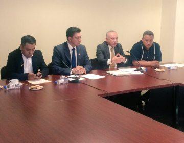 Ante diputados, niega titular de Protección Civil de Oaxaca que administración de Alejandro Murat tenga deudas con Cires relativas a la alerta sísmica