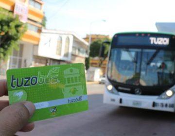 Exige operadora de Tuzobús subsidio de 17 millones de pesos