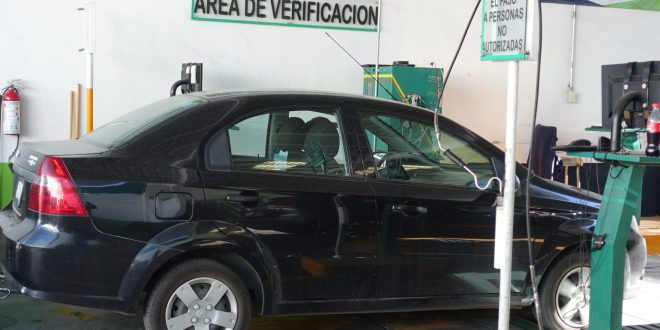 Advierten de clausura a 45 verificentros sin acreditación, en Hidalgo