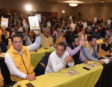 Tras retrasos, definirá el PRD sobre los aspirantes al Senado