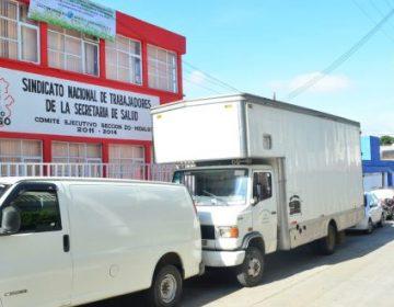 Denuncian posible fraude a trabajadores de Salud de Hidalgo