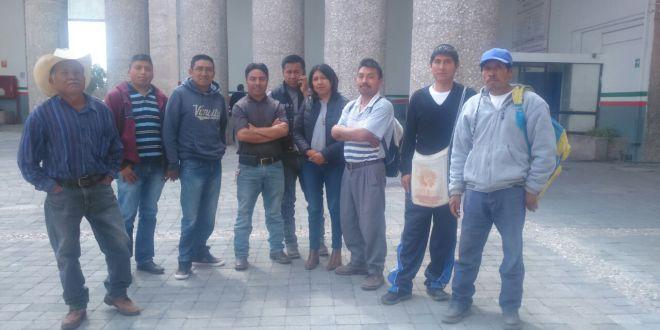 De La Lagunita, familias enteras migran hacia EU