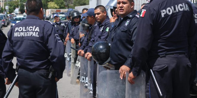 En Hidalgo para ser policía, más requisitos que a diputados