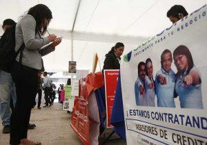 1 de 4 desocupados consigue empleo en programas de gobierno