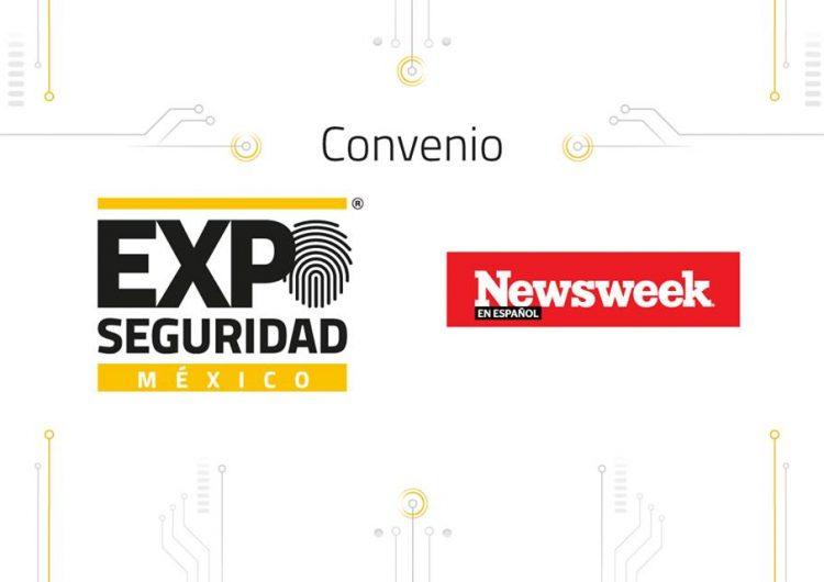 """""""Seguridad 4.0"""", la edición especial que lanzarán Newsweek en Español y Expo Seguridad México"""