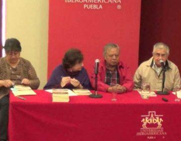 """Presentan libro """"Tzinacapan y Malintzin: el encuentro"""", en la Ibero Puebla"""