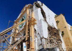 Templos de Cholula sin obras de reconstrucción