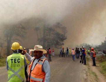 Puebla, quinta entidad con más incendios forestales