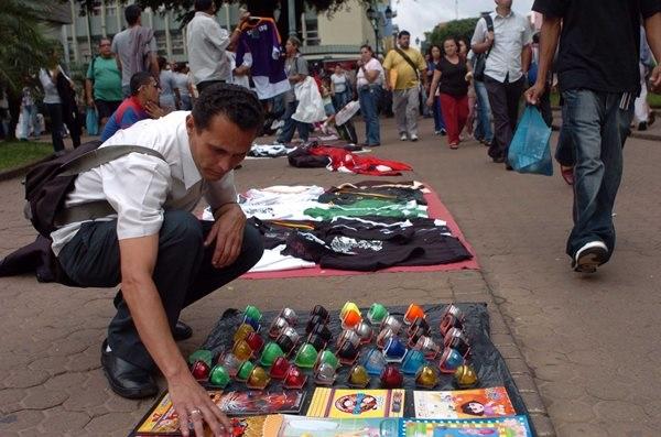 Crece en el último año informalidad laboral en Puebla