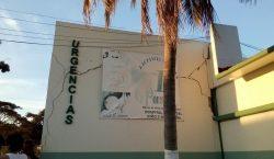 Temblor remueve estructuras y recuerdos de negligencias del hospital de…