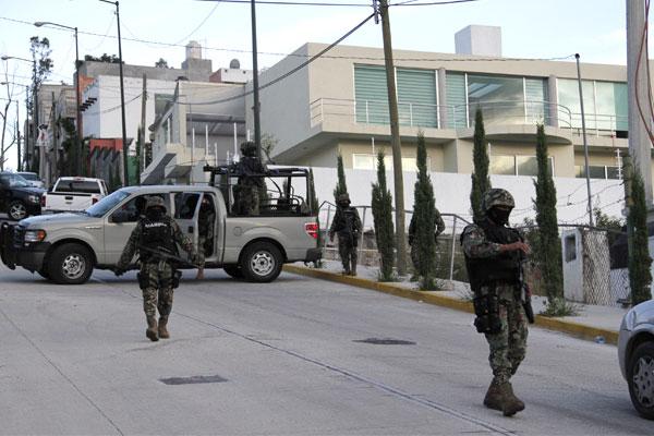 Gobierno de Puebla pedirá que no se vayan militares de la entidad