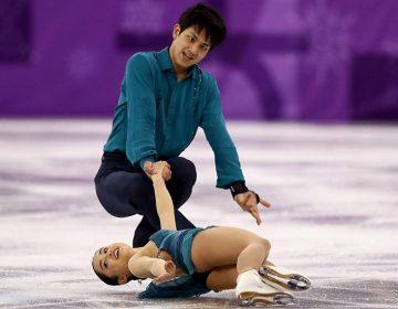 25 de los gestos más graciosos de los patinadores olímpicos en Pyeongchang