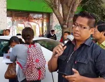 Círculo vicioso de protestas en Oaxaca; 3 organizaciones repiten manifestaciones