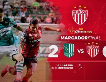 Necaxa complica su pase a la segunda fase de la Copa MX