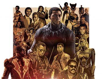 Black Panther y otros héroes negros reales e imaginarios que abrieron brecha en el cine