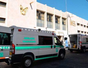 Envía IMSS Puebla a pacientes a CDMX y Veracruz