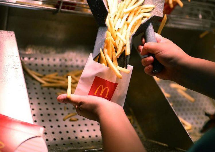 Un químico utilizado en las papas fritas de McDonald's podría ser la clave para curar la calvicie