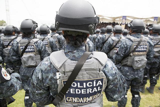 Llegarán a Guanajuato 350 policías federales