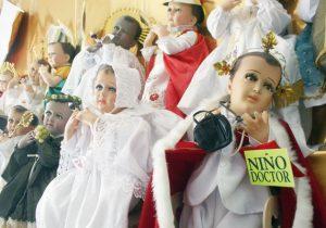 Piden elaborar ropaje del Niño Dios Huachicolero en Texmelucan