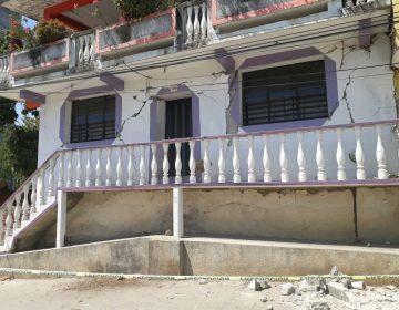 60 municipios en declaración de emergencia y 4 mil viviendas afectadas por sismo en la costa: Murat Hinojosa