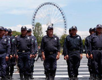 Analizan alza salarial para policías poblanos