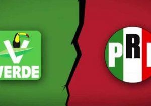 PVEM, a un paso de romper alianza con el PRI en Oaxaca