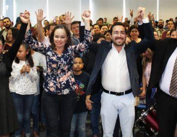 Se apuntan tres panistas a candidaturas a diputaciones locales y federales